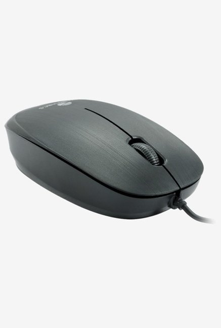 Zebronics Power Wired Usb Optical Mouse  Black