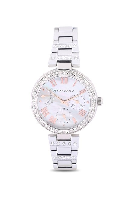 90d381e016a Buy Giordano 2959-11 Analog Watch for Women at Best Price   Tata CLiQ