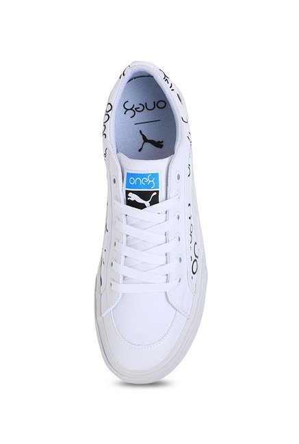 Buy Puma One8 White Sneakers for Men at