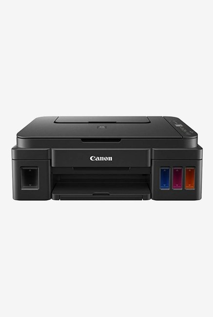 Canon Pixma G2012 Multi function AIO Inkjet Printer  Black
