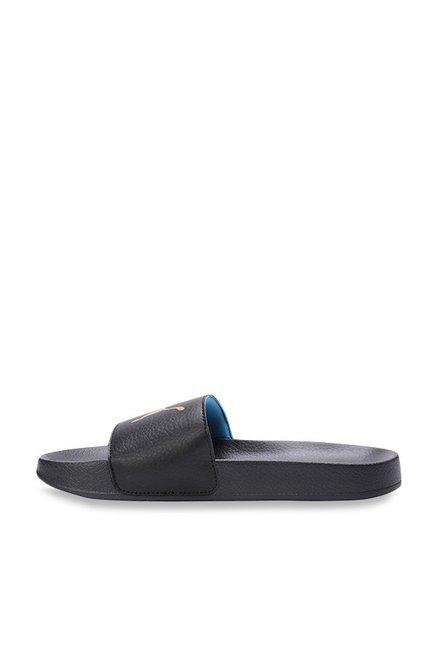 33e9c76d1c Buy Puma Leadcat One8 Black Casual Sandals for Men at Best Price ...