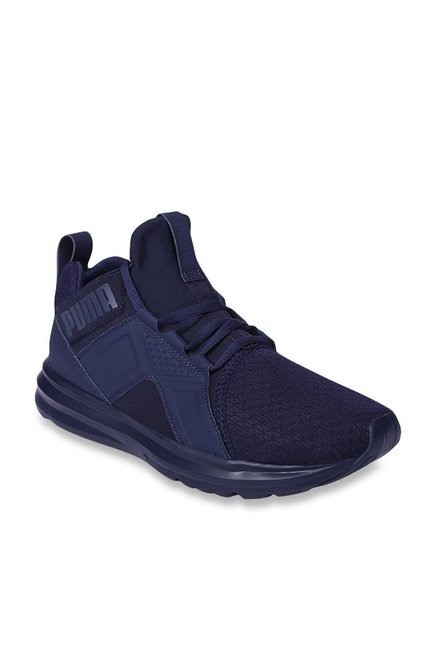 3aaefffb6dd Buy Puma Kids Enzo Jr Peacoat Sneakers for Boys at Best Price @ Tata CLiQ