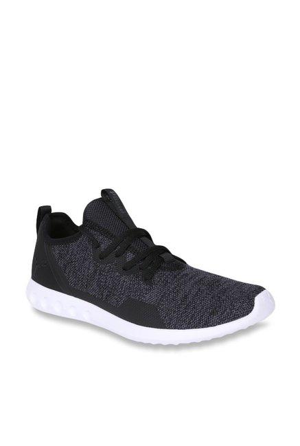 e4e2c170b554 Buy Puma Carson 2 X Knit Black   Asphalt Grey Running Shoes for Men at Best  Price   Tata CLiQ