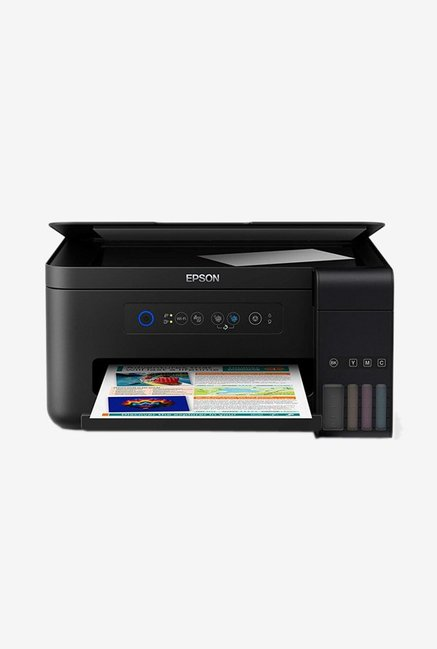 Epson L4150 Multi Function Wireless AIO Ink Tank Printer  Black