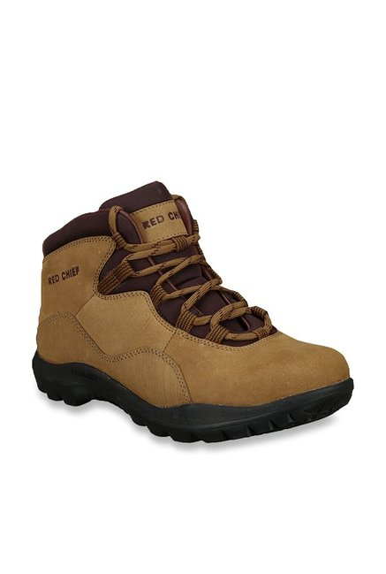 b08f99f2becd Buy Red Chief Powerflex Rust Casual Boots for Men at Best Price ...