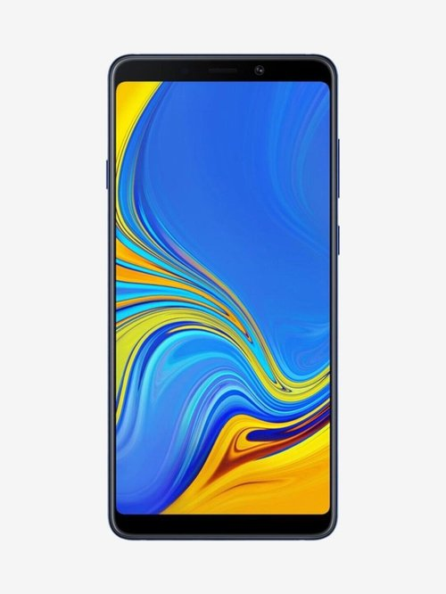 Samsung Galaxy A9 128 GB (Lemonade Blue) 6 GB RAM, Dual SIM 4G