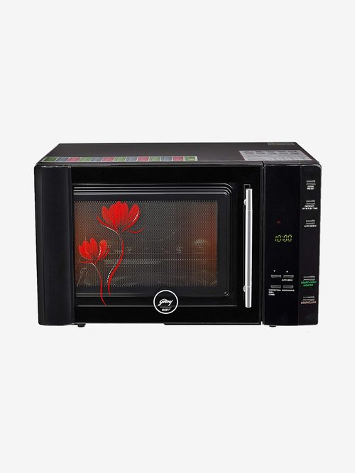 Godrej GME 530 CF1 PM 30L Convection Microwave Oven (Black)