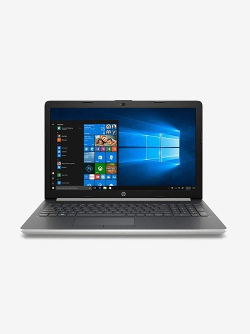 HP Notebook CF1004TU i5 8thGen 8 GB 256 GB SSD 14 inch Win10+MSO INT Graphics Natural Silver