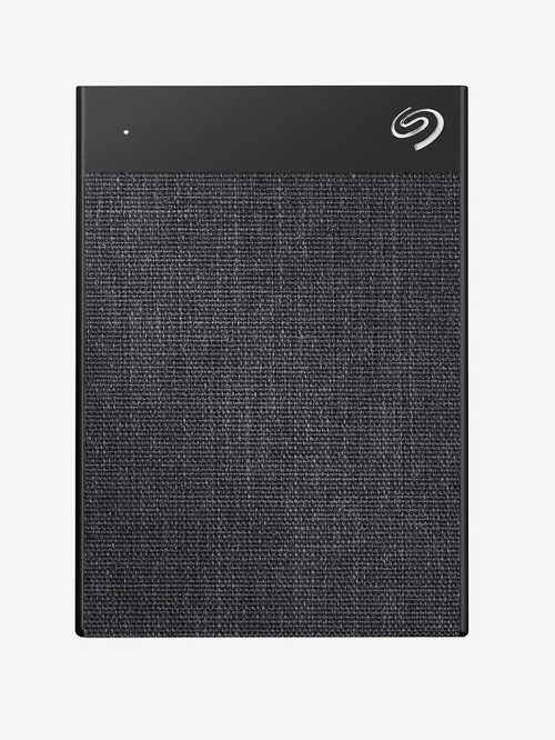 New Seagate 2TB Backup Plus Ultra Touch External Hard Drive with 2years Seagate Rescue Service Black