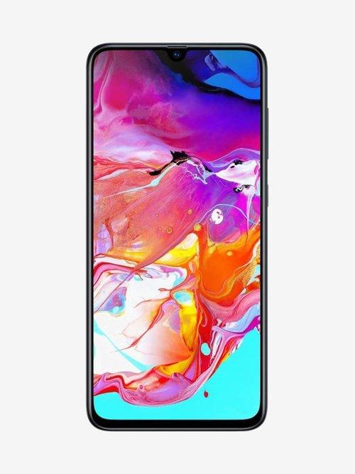 Samsung Galaxy A70 128 GB (Black) 6 GB RAM, Dual SIM 4G