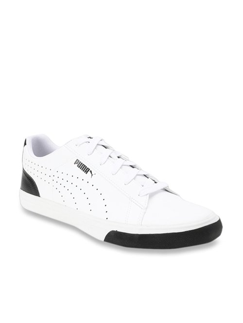 Puma Flight X 2 IDP White Sneakers