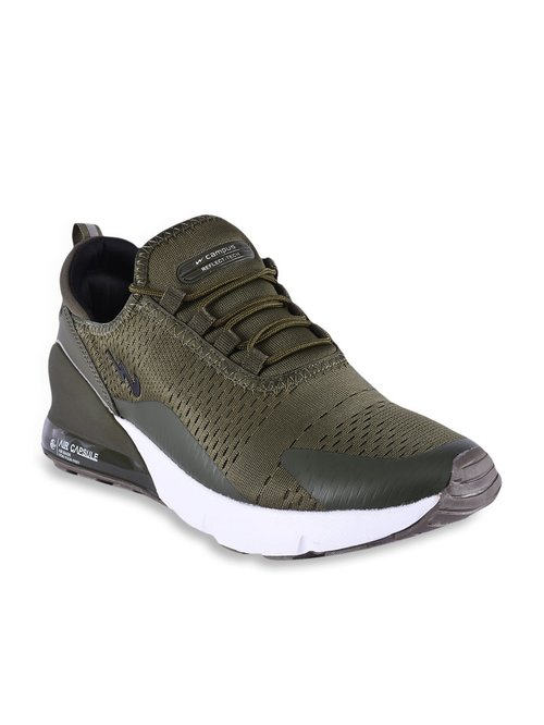 Campus Dragon Olive Running Shoes from