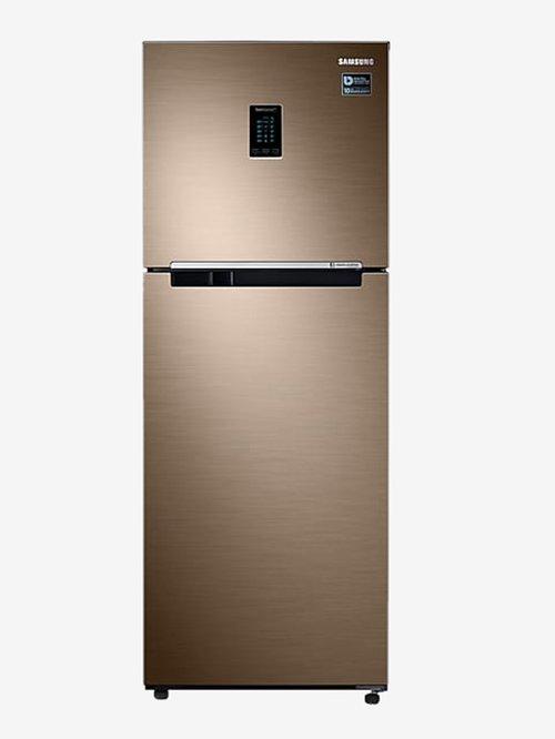 Samsung RT34R5538DU 324 L Inverter 3 Star Frost Free Double Door Refrigerator  Luxe Bronze  Samsung Electronics TATA CLIQ