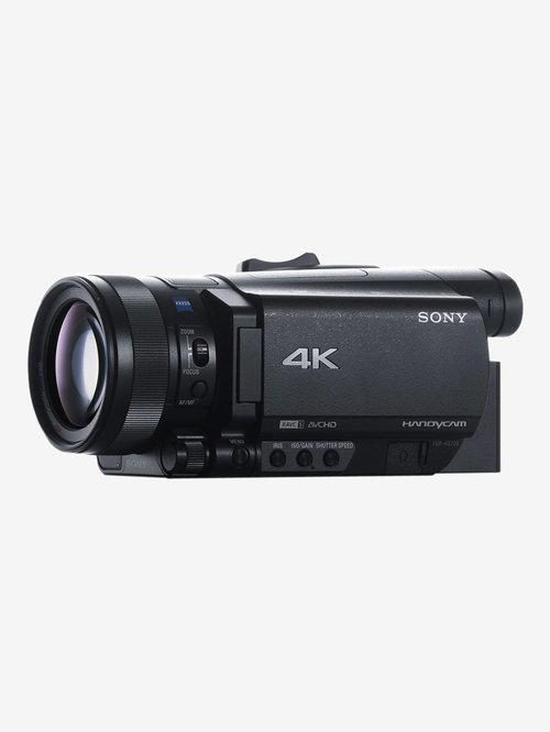 Sony FDR AX700 14.2MP 4K HDR Camcorder  Black