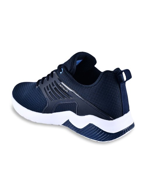 Campus Crysta Navy Running Shoes from