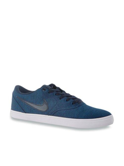 6688c446a7 Buy Nike SB Check Solar Navy Sneakers for Men at Best Price @ Tata CLiQ