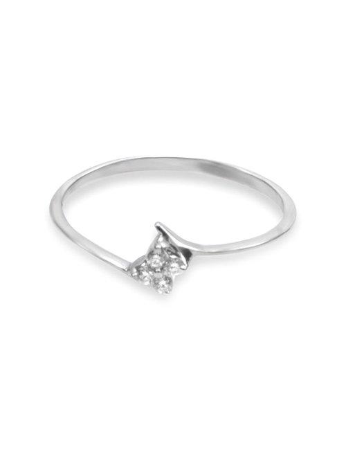 1637d23e733 Buy Joyalukkas 18 kt Gold & Diamond Ring Online At Best Price @ Tata ...