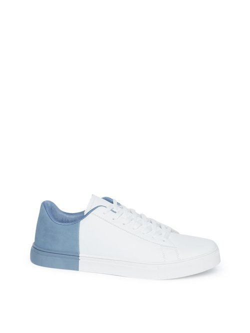 Buy SOLEPLAY by Westside White Lace-Up