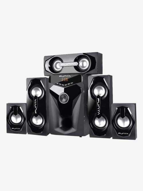 Buy Punta Galaxy Prime 5200BU 200W 5 1 Channel Home Theatre