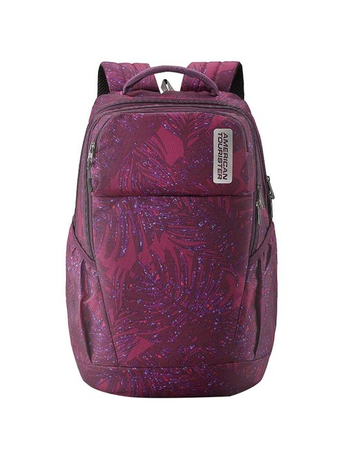 American Tourister CRONE BACKPACK 06-MAGENTA 25 L Backpack