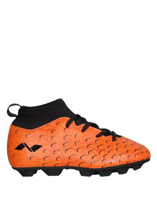 Nivia Kids Orange Football Shoes