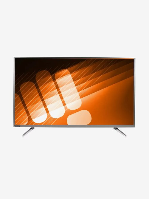 Micromax 102 cm (40 Inches) Full HD LED TV 40V1666FHD (Black, 2019 Model)