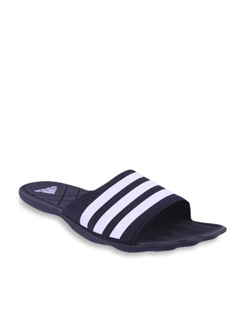 961b458a30de3f Buy Adidas Adipure CF Black & White Casual Sandal for Men at Best ...