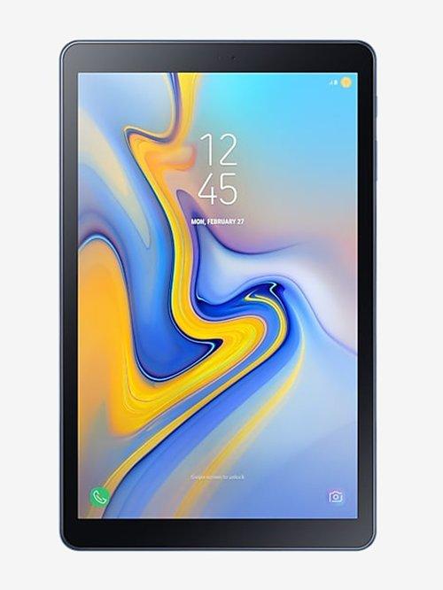 Samsung Galaxy Tab A 32 GB (Blue) 3 GB RAM, Single SIM 4G