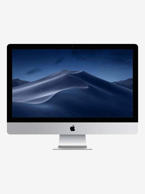 Apple MRR12HNA iMac (8th Gen/i5/8GB/2TB/68.58 cm (27)/Mac OS/Radeon) Silver/Black