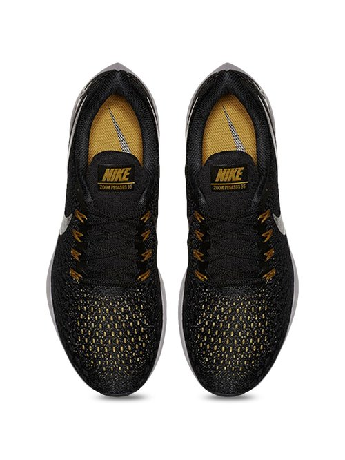 purchase cheap 78dea 76830 Nike Air Zoom Pegasus 35 Black Running Shoes