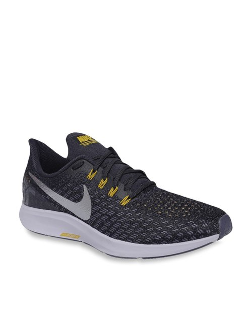 purchase cheap 7d469 75aee Nike Air Zoom Pegasus 35 Black Running Shoes