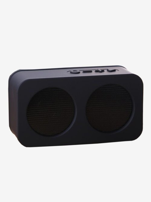 Live Tech Melody 3W Portable Bluetooth Speakers (Black)