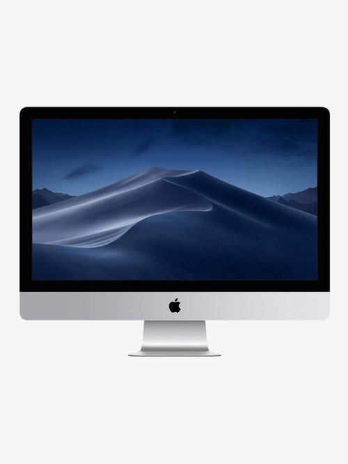 Apple MRR02HNA iMac (8th Gen/i5/8GB/1TB/68.58 cm (27)/Mac OS/Radeon) Silver/Black