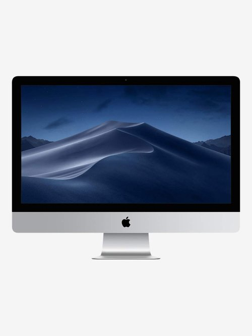 Apple MRR12HNA iMac (9th Gen/i5/8GB/2TB/68.58 cm (27)/Mac OS/Radeon) Silver/Black