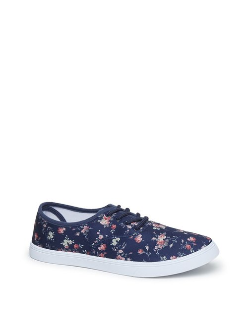 floral print sneakers online