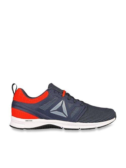 Reebok Strike Runner Navy Running Shoes