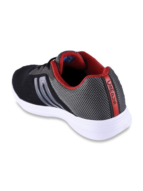 Buy Campus Duster-2 Black Running Shoes