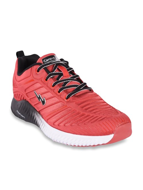 Campus Philip Red Running Shoes