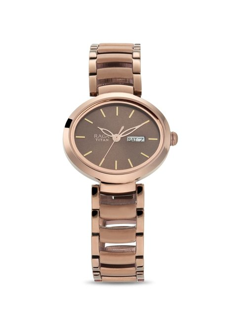2620QM01 Raga Viva 3 Analog Watch – For Women