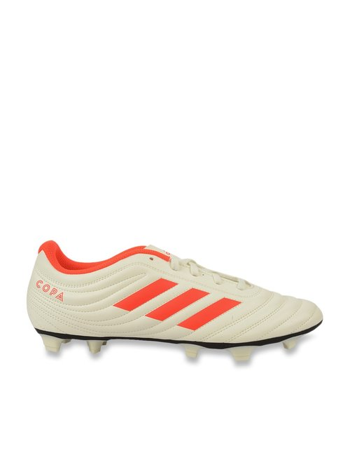 Buy Adidas Copa 19.4 FG Nude Football Shoes for Men at Best