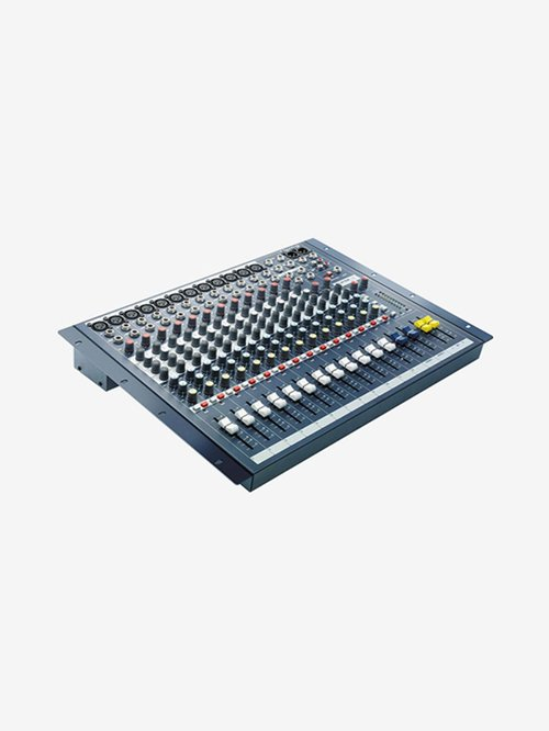 Soundcraft EPM12 Professional Audio Mixer (Navy Blue)