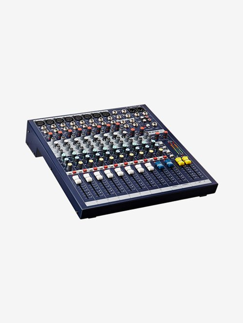 Soundcraft EPM8 Professional Audio Mixer (Navy Blue)