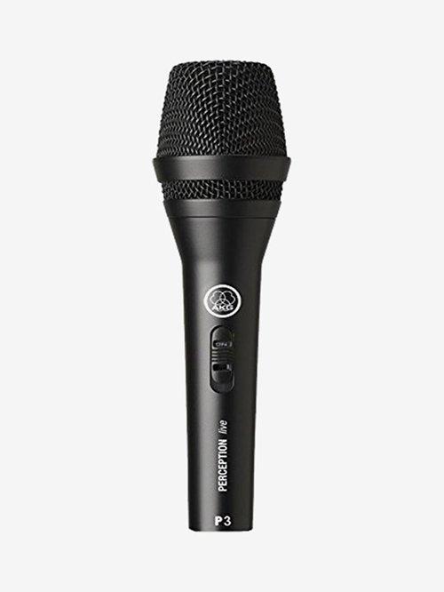 AKG P3S Dynamic Microphone  Black