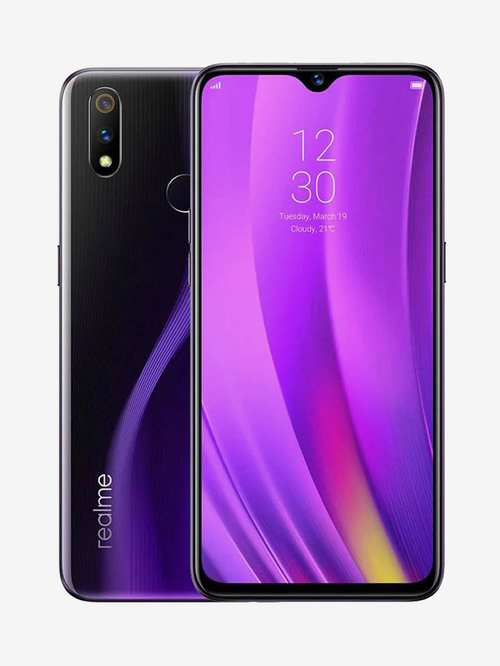 RealMe 3 Pro 64 GB (Lightning Purple) 4 GB RAM, Dual SIM 4G