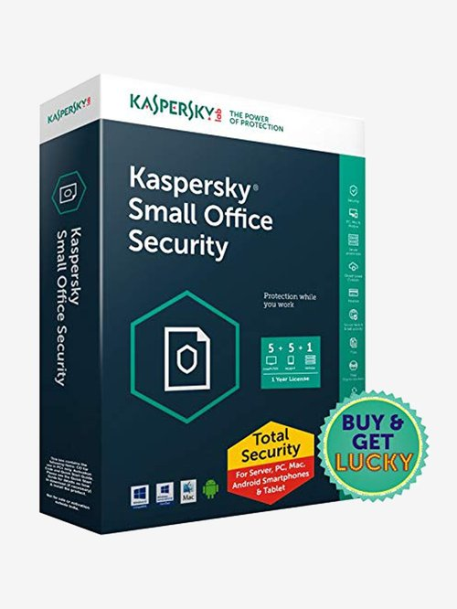 Kaspersky Small Office Security - 5 PC for 1 Year (CD)