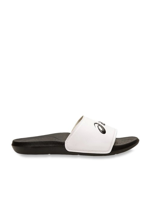 Asics AS003 White Casual Sandals Asics Footwear TATA CLIQ