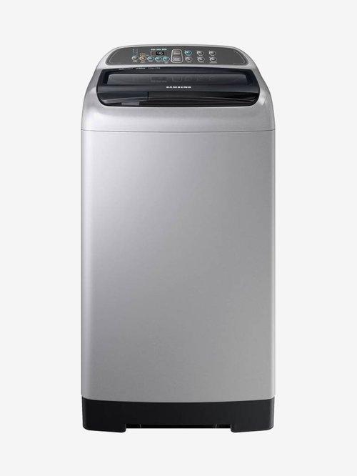Samsung 6.2 Kg Fully Automatic Top Load Washing Machine  WA62N4422BS, Silver