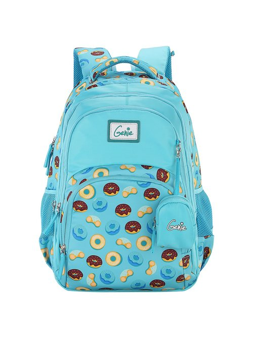 61ec82149e8 Buy Genie 36 Ltrs Turquoise School Backpack Online At Best Price ...