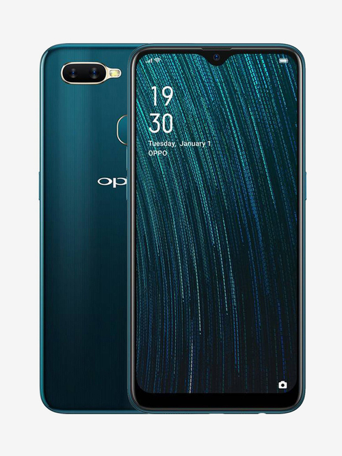OPPO A5s (Green, 64 GB)