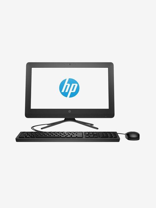 HP 20 c417in 19.5-inch (Celeron J4005/4GB/1TB/Win 10/Int) AIO (Black)